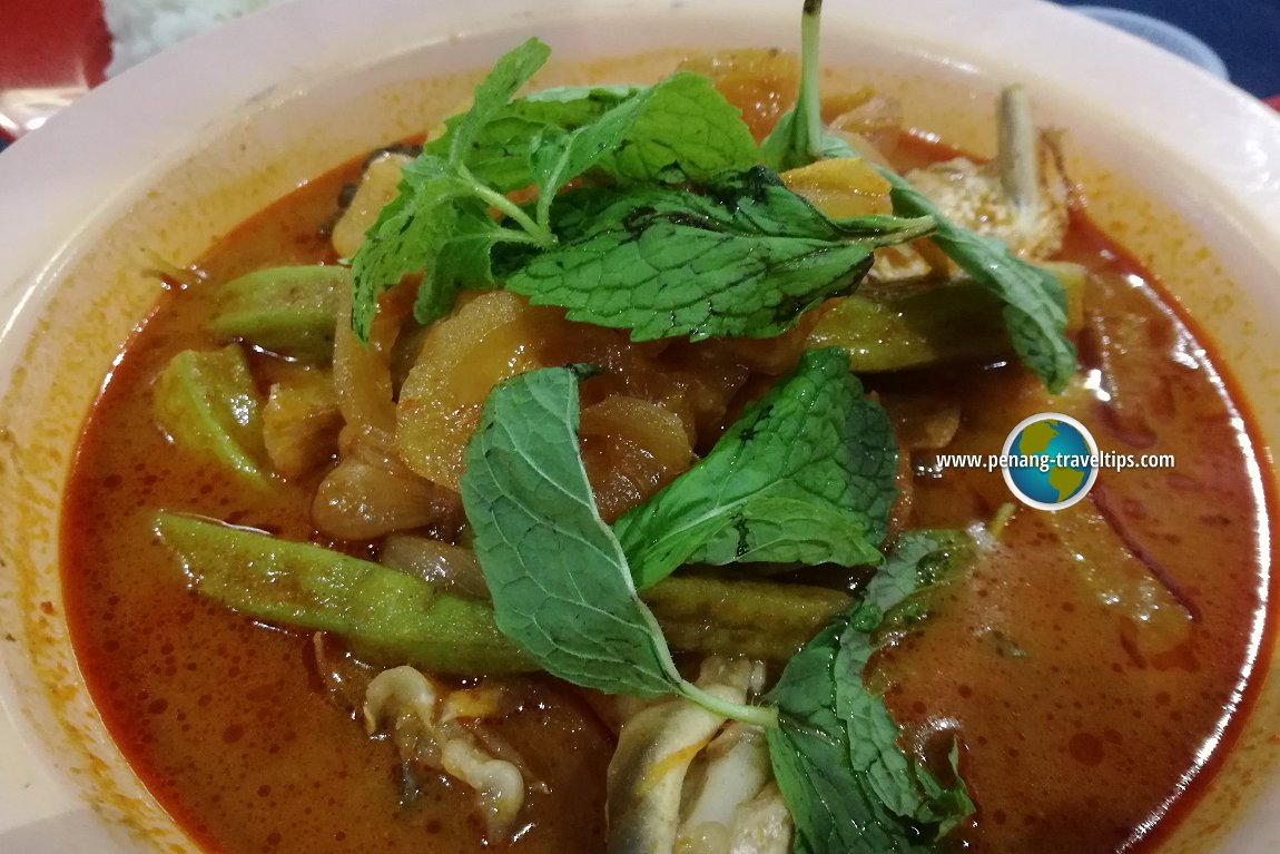 Ah Chu Fish Head Curry