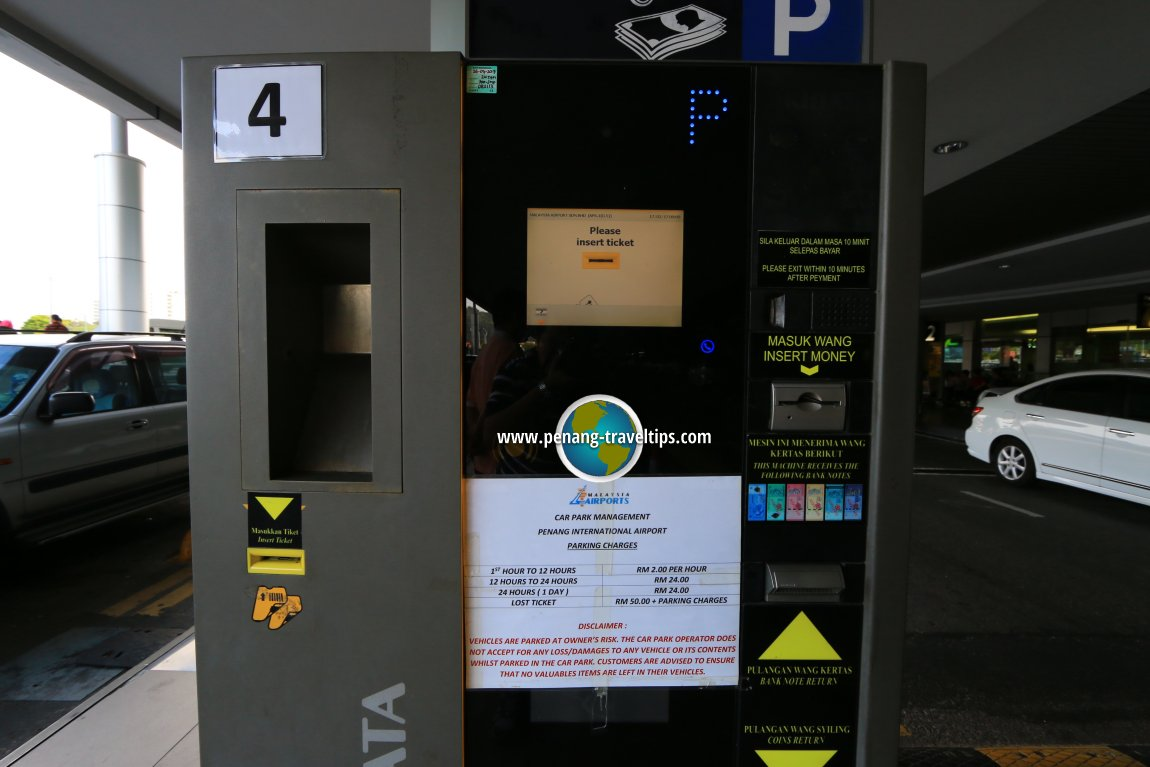 Airport Autopay System