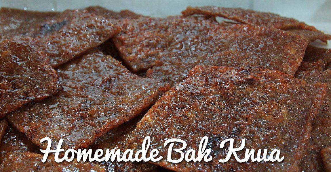 Our homemade Bak Knua