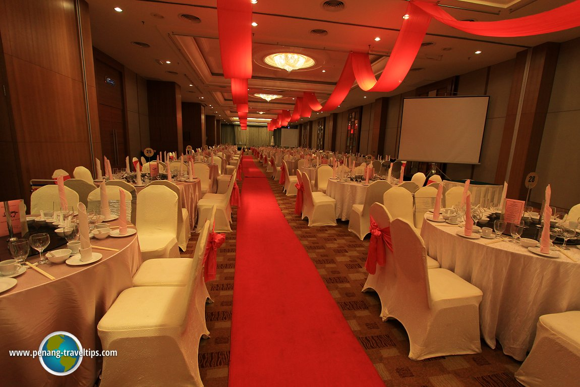 Banquet Hall, Cititel