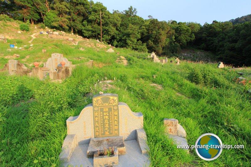 Batu Ferringhi Chinese Cemetery