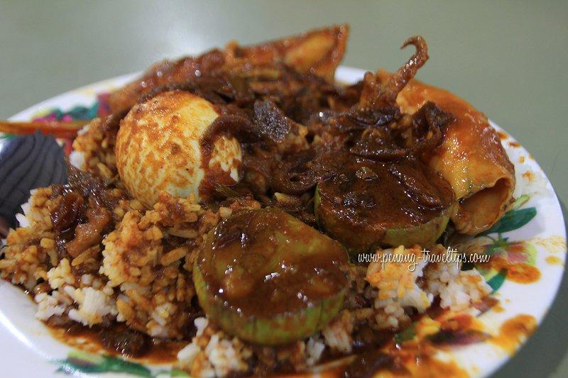 Bayan Baru Market Nasi Kandar