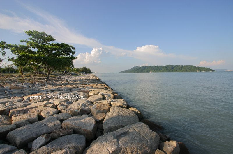 Bayan Lepas coast, Penang