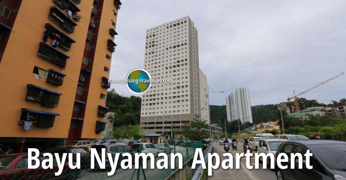 Bayu Nyaman Apartment, Bayan Lepas