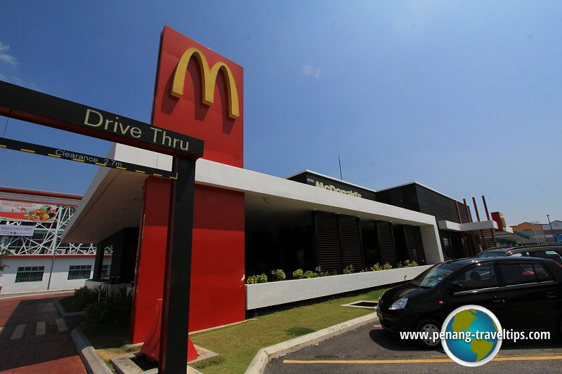 Bertam Perdana McDonald's