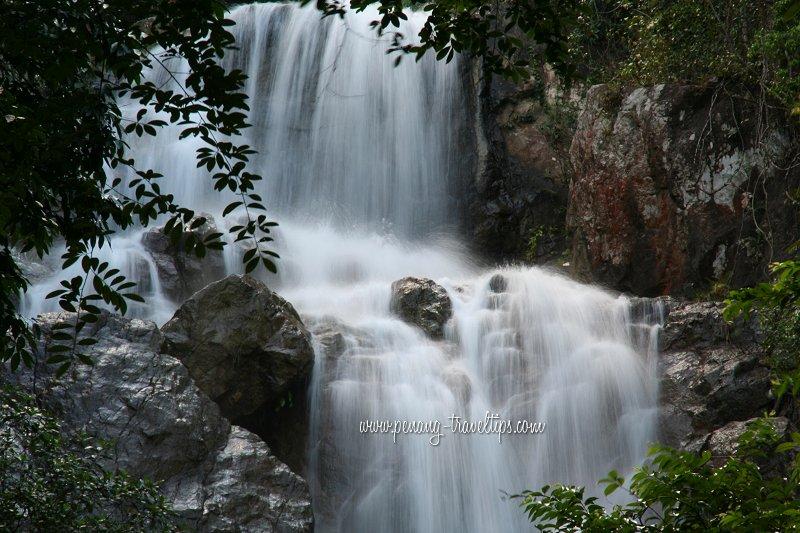 Botanic Gardens Waterfall, Penang