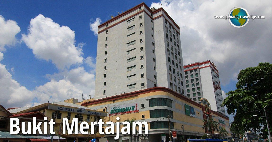 Bukit Mertajam, Pulau Pinang