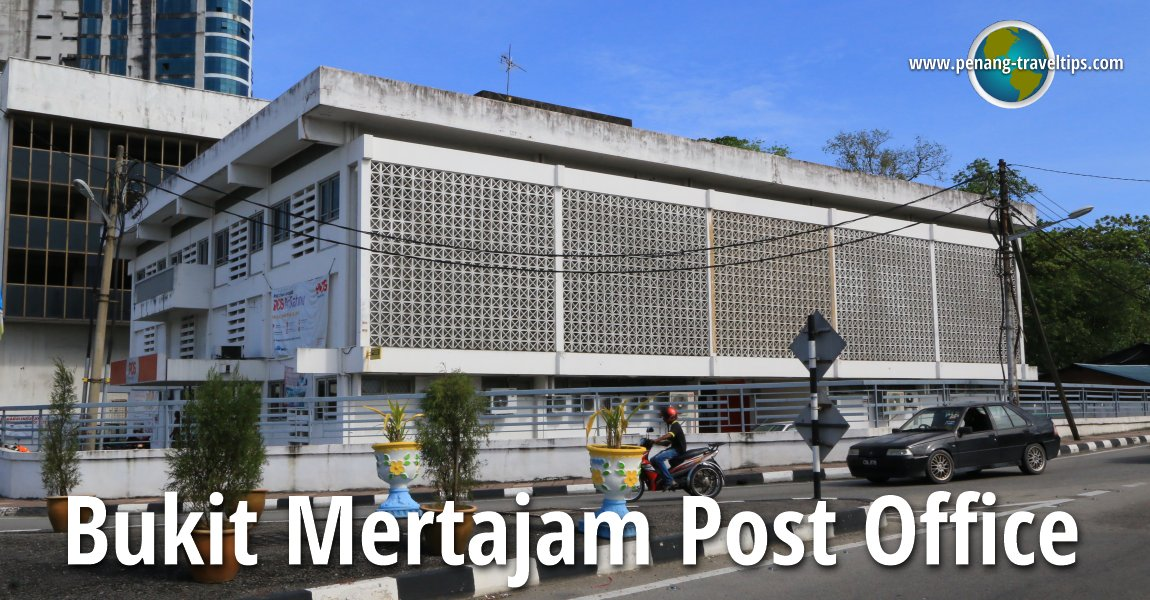 Bukit Mertajam Post Office