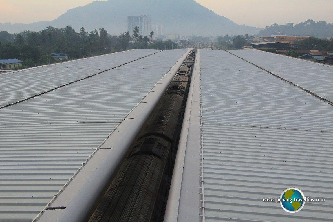Bukit Mertajam Railway Station