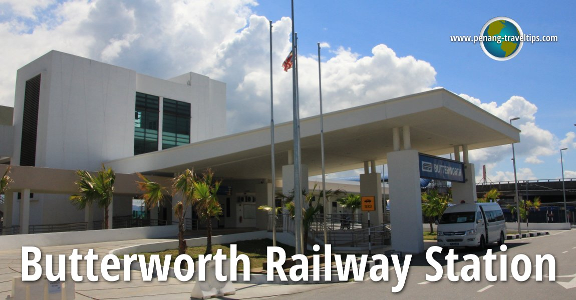 Butterworth Railway Station