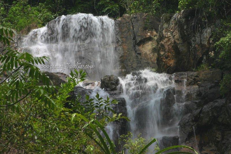 الاماكن السياحية cascades-botanic-gar
