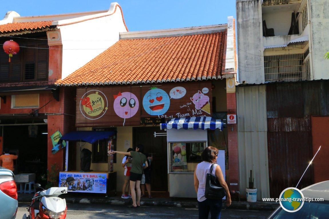 Chai Tiam Ma at Armenian Street