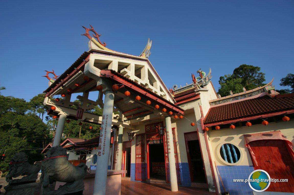 Chor Soo Kong Temple of Batu Maung