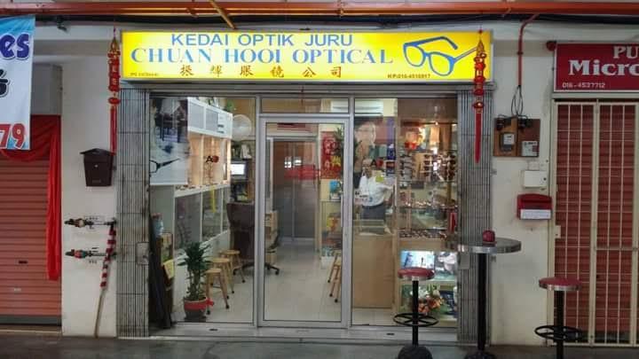 Chuan Hooi Optical