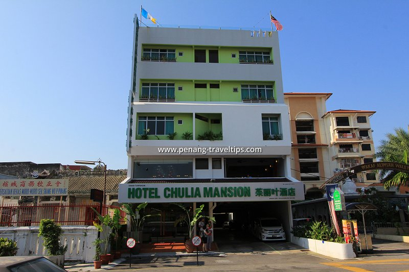 Hotel Chulia Mansion
