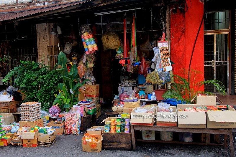 A chye1tiam1ma4 (sundry shop) on Carnarvon Street
