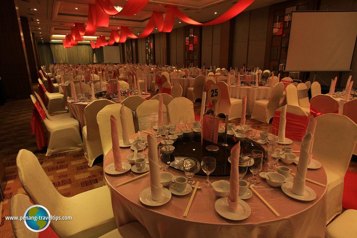 Banquet Hall, Cititel