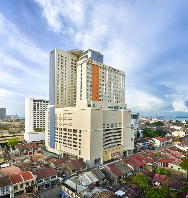 Cititel Express in George Town, Penang