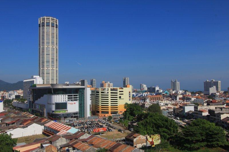 City of Penang Island
