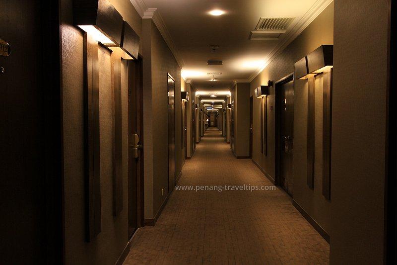 Corridor at Cititel