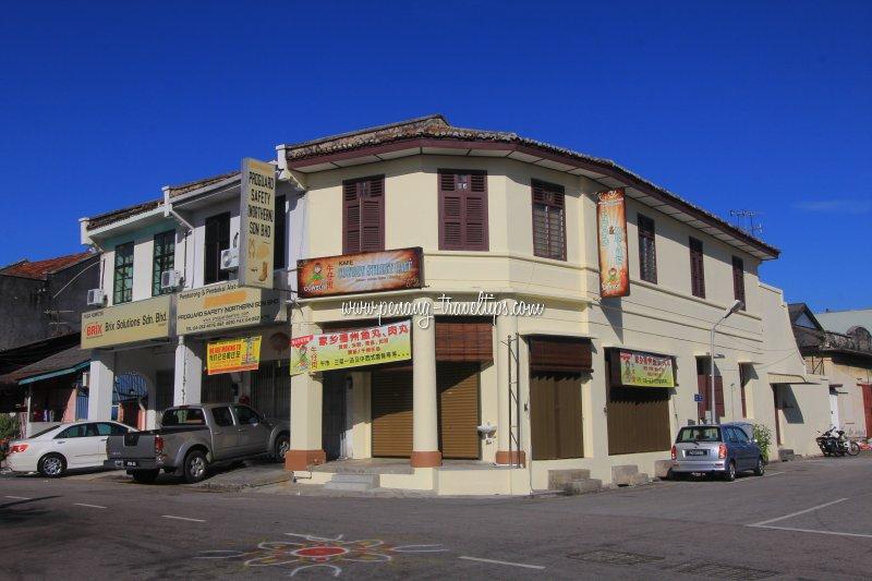Cowboy Street Cafe, Victoria Street