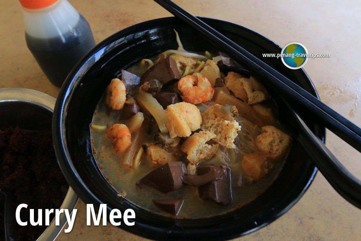 Curry Mee at Lorong Seratus Tahun