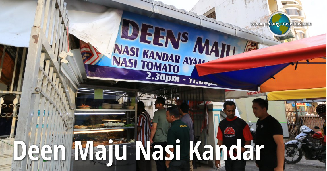 Deen Maju Nasi Kandar