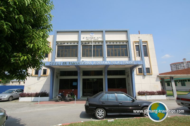 Dewan Sri Ramakrishna Ashrama Penang