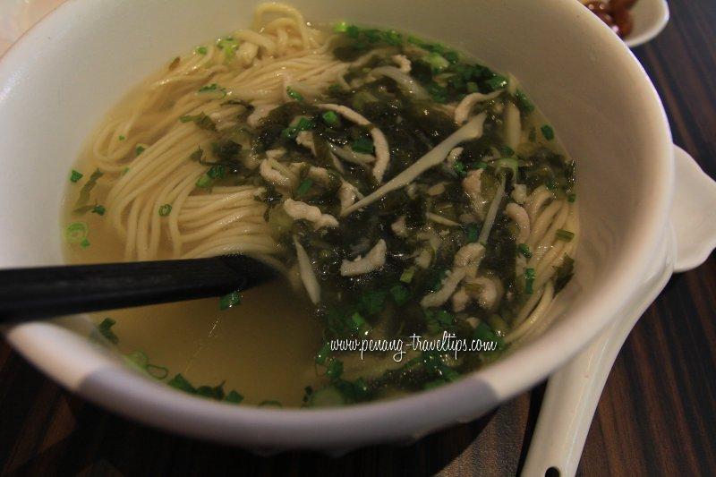 Shredded Pork Noodles, Dragon-i