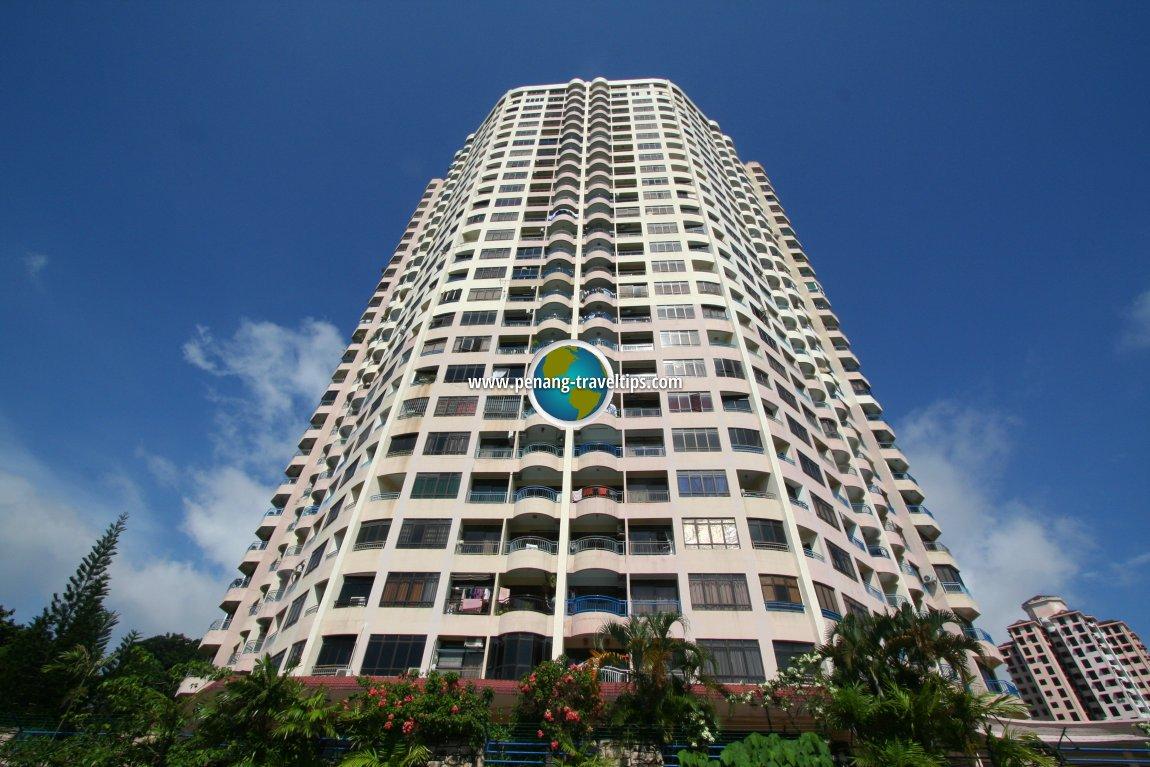 E-Park Condominium, Batu Uban