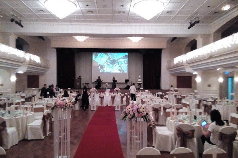 Grand Ballroom Eastern Oriental Hotel