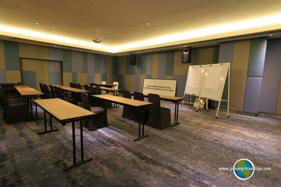 Eastin Hotel conference room