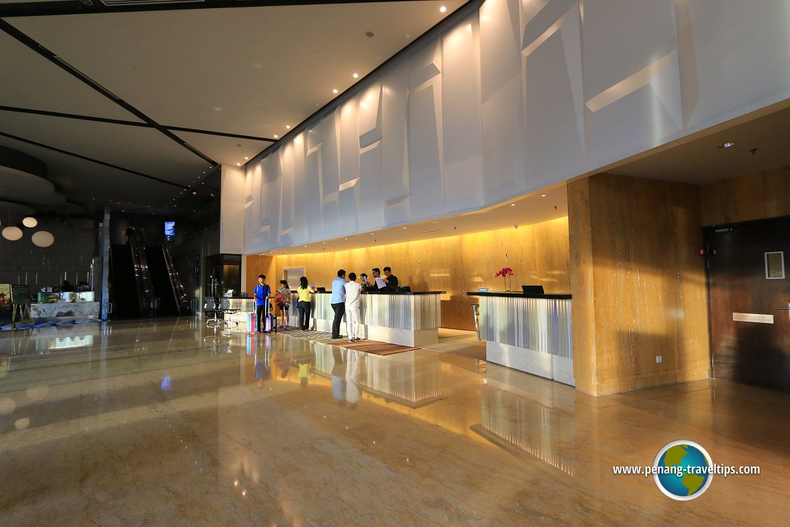 The Lobby, Eastin Hotel Penang