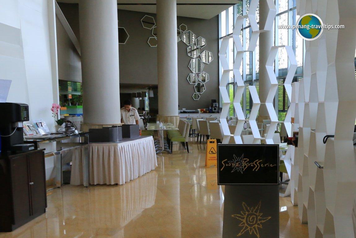 Swez Brasserie, Eastin Hotel Penang