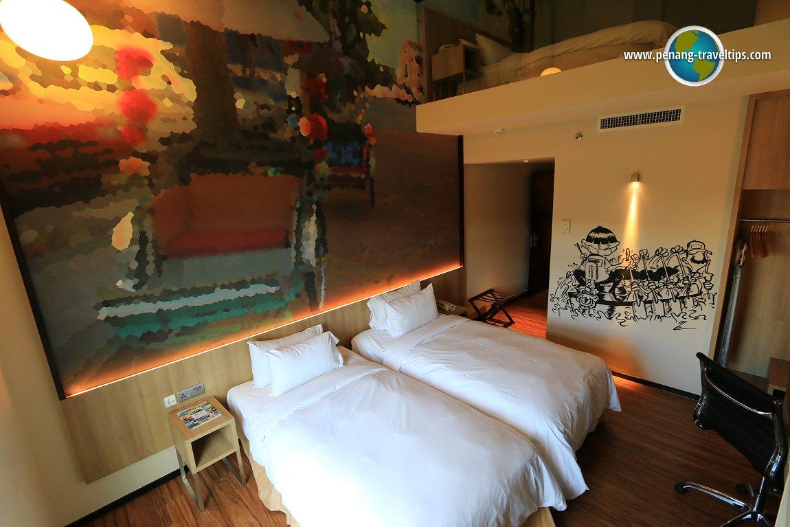 Soho Duplex, Eastin Hotel Penang
