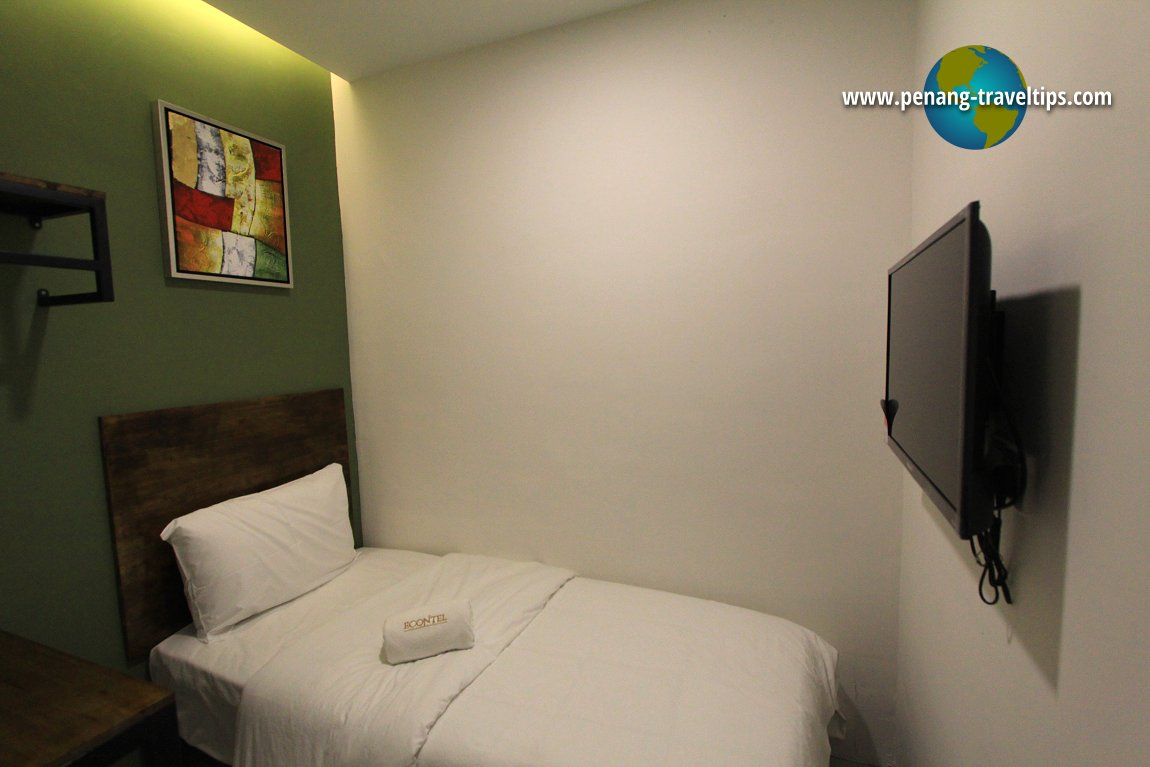 Deluxe single room, Econtel