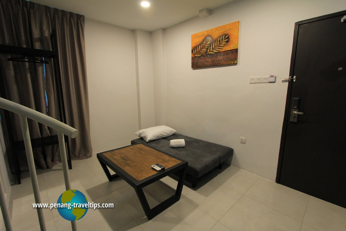 Duplex Suite, Econtel
