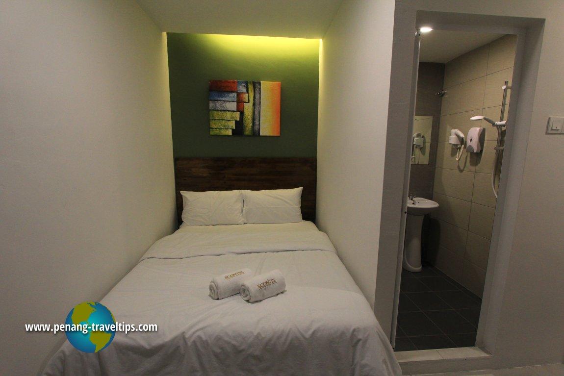 Superior Double Room, Econtel