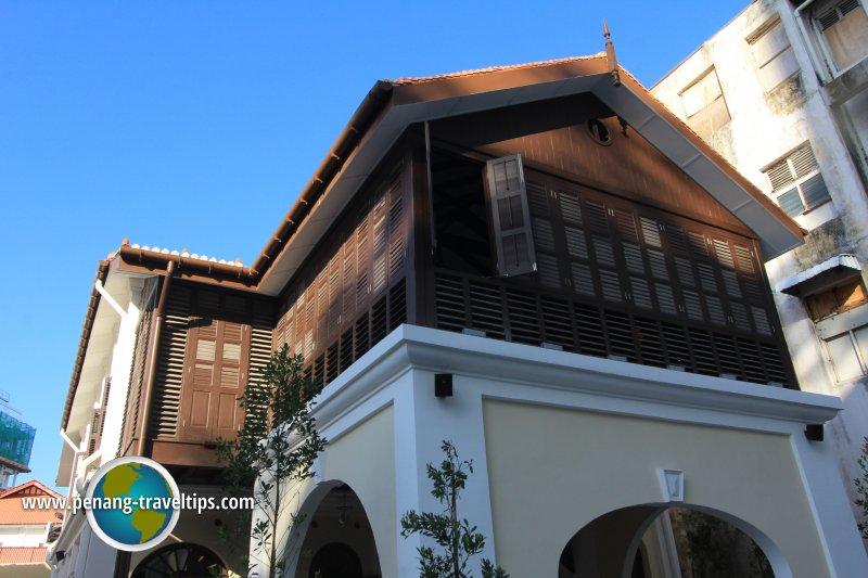 Farquhar Street Mission House