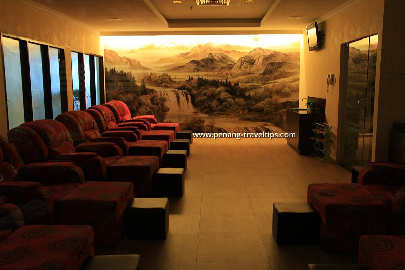 Foot Reflexology room, Cititel