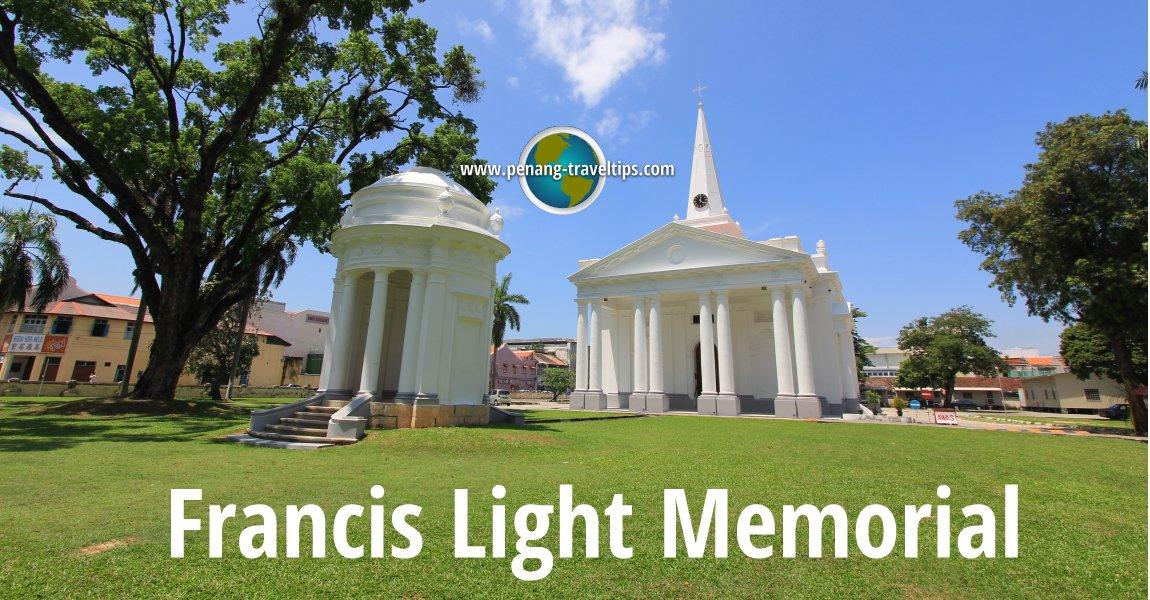 Francis Light Memorial