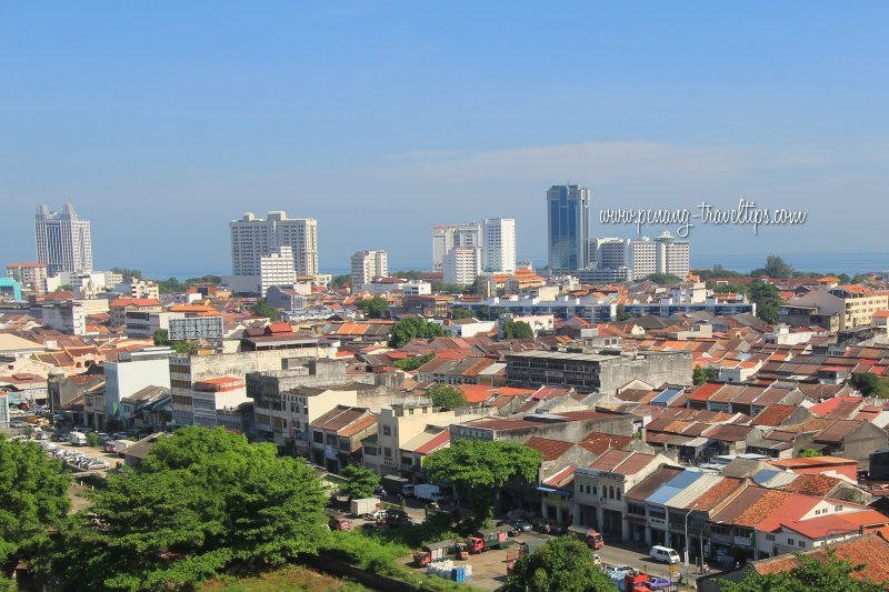 Inner City of George Town