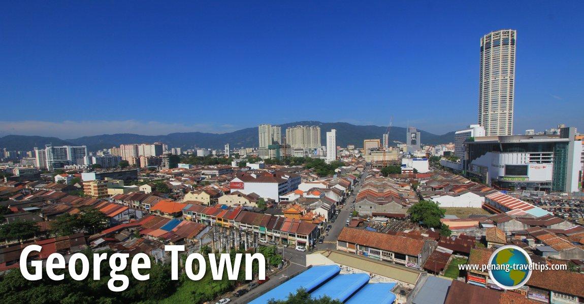 George Town, Pulau Pinang