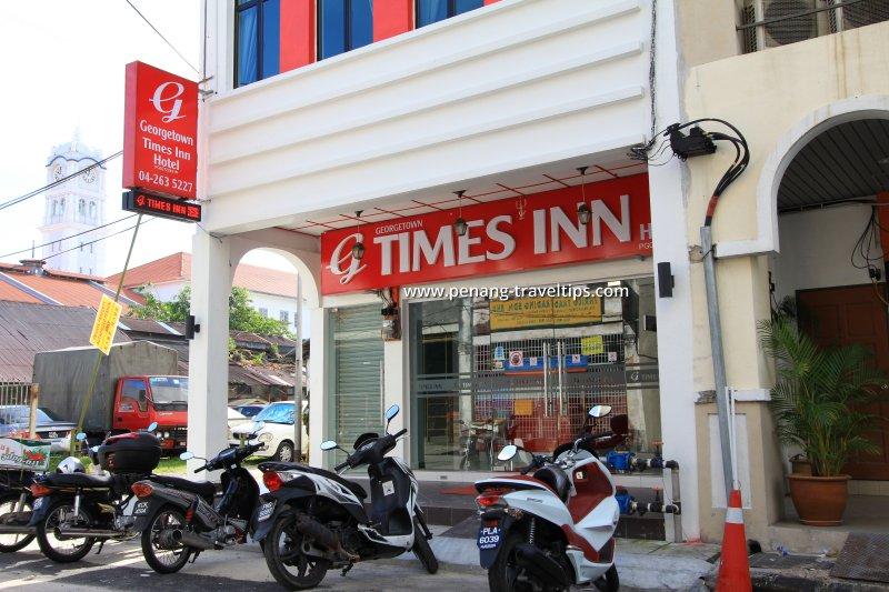 Georgetown Times Inn Hotel