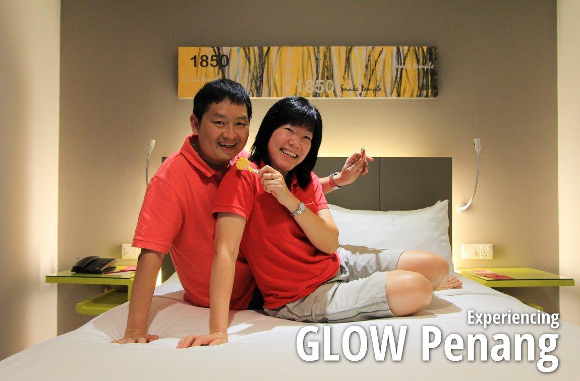 GLOW Penang Hotel Stay