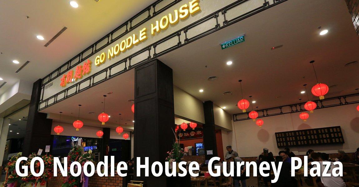GO Noodle House, Gurney Plaza