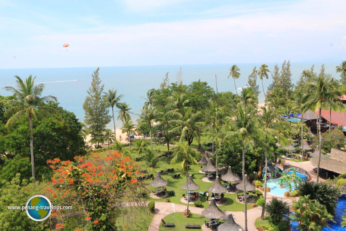 Executive Seaview Room, Golden Sands Resort