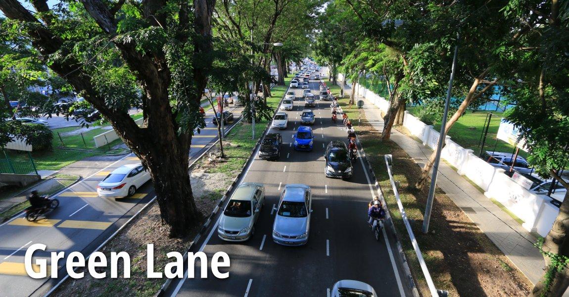 Green Lane, Penang
