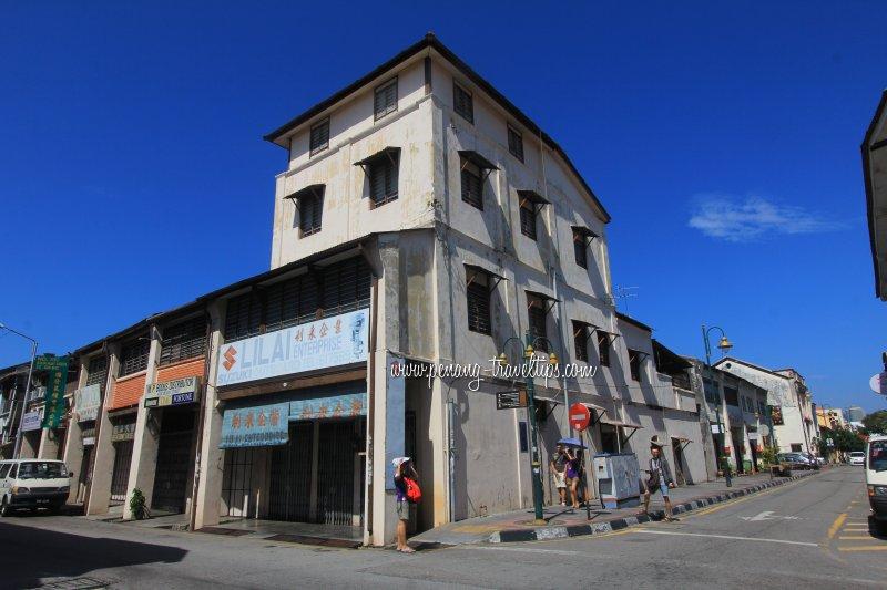 Gudang Acheh, George Town