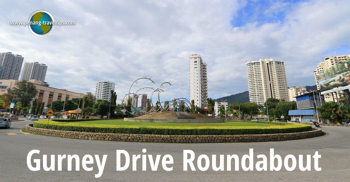 Gurney Drive Roundabout